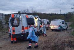 Aiškėja nelaimės detalės: po traukiniu puolusi mergina – Kauno klinikų rezidentė