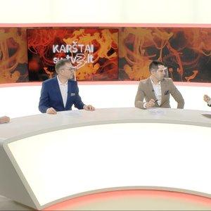 """Orlauskas – apie Stambulo konvenciją: """"Tai yra kvaila ir kenkia valstybei"""""""