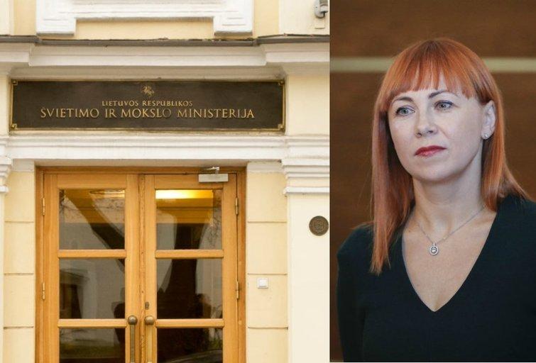ŠMM ir Jurgita Petrauskienė (TV3 koliažas)