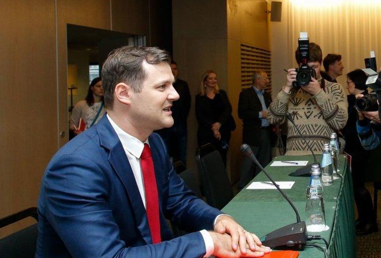 LSDP tarybos posėdis (nuotr. Fotodiena.lt)