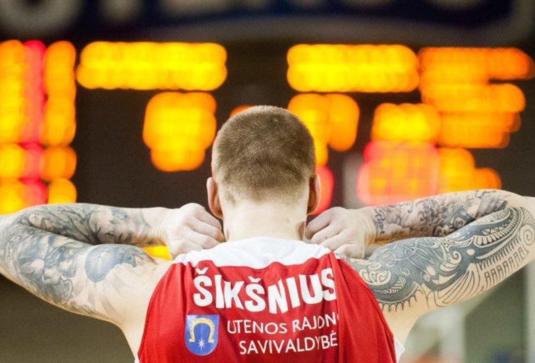 Arvydas Šikšnius (nuotr. Fotodiena.lt/Edvardo Blaževičiaus)