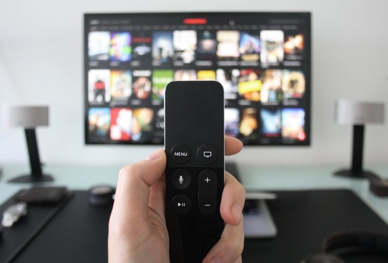 Televizorius (nuotr. Shutterstock.com)