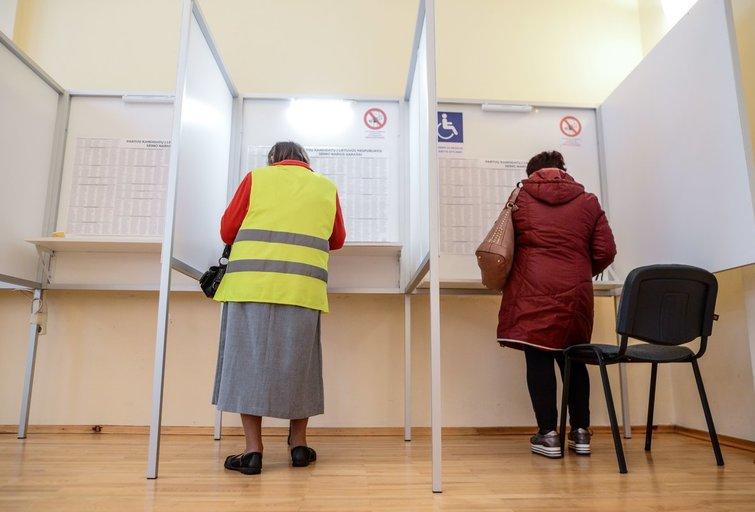 Seimo rinkimai 2020 (nuotr. Fotodiena.lt)