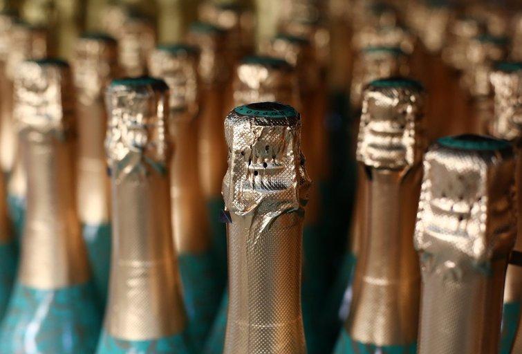 Šampanas (nuotr. SCANPIX)