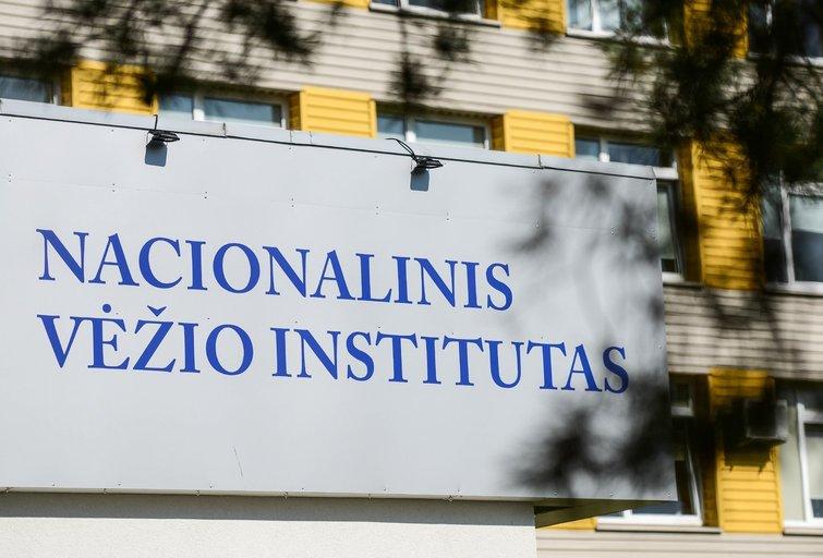 Nacionalinis vėžio institutas (Fotodiena/ Viltė Domkutė)