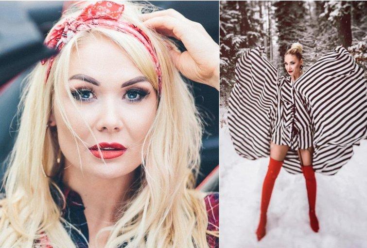 Natalija Bunkė (tv3.lt fotomontažas)