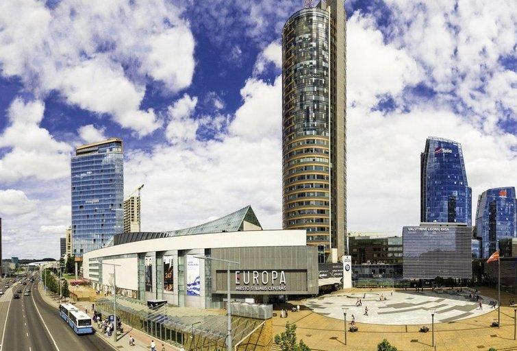 Prekybos centras Europa (nuotr. Organizatorių)