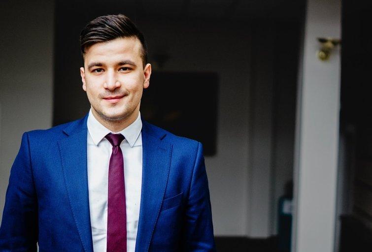 DNB Banko analitikas Povilas Stankevičius  (nuotr. asm. archyvo)