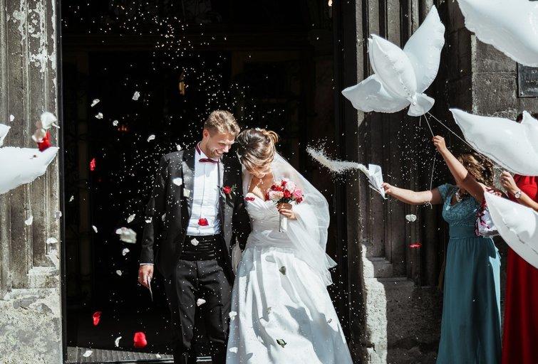 Vestuvės (nuotr. Fotolia.com)