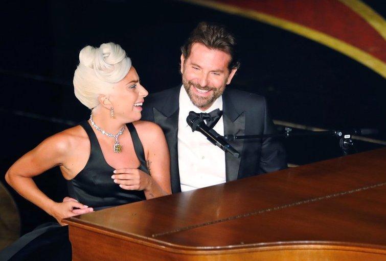Lady Gaga ir Bradley Cooper (nuotr. SCANPIX)