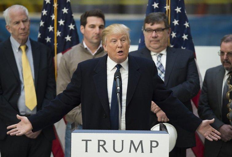 Žmonės už Donaldo Trumpo: kas vykdys netikėtai išrinkto prezidento nurodymus? (nuotr. SCANPIX)