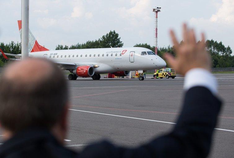 Air Lituanica (nuotr. BFL)