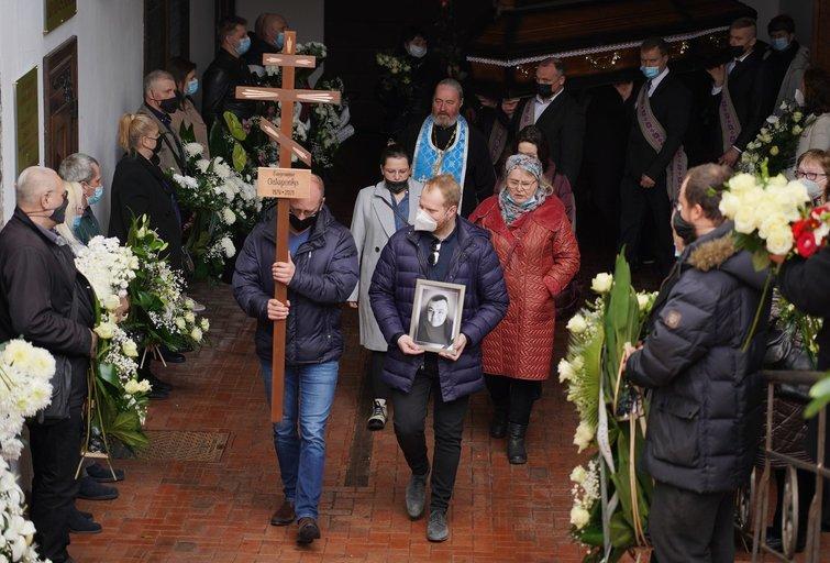 Eugenijaus Ospatenko laidotuvės (nuotr. Fotodiena.lt)