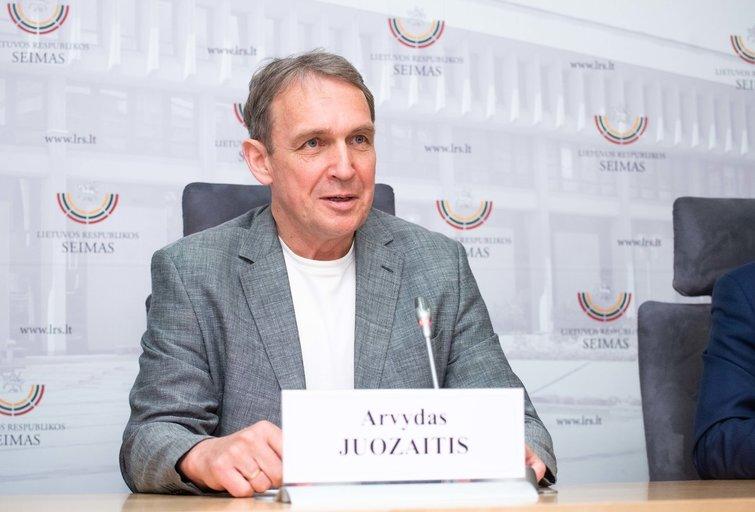 Arvydas Juozaitis (nuotr. Fotodiena/Justino Auškelio)