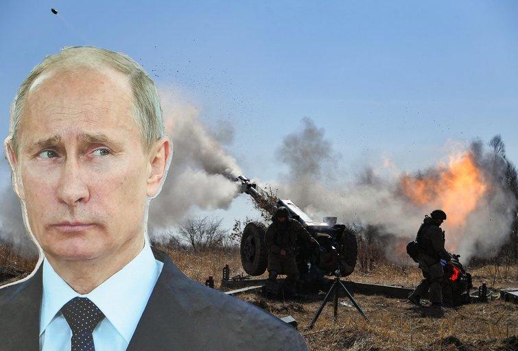 Agresyvius Putino veiksmus galima paaiškinti vienu rodikliu (nuotr. SCANPIX) tv3.lt fotomontažas