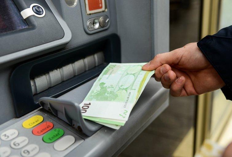 Lietuvos bankas sulaukia daugiau vartotojų skundų (nuotr. Fotodiena/Justino Auškelio)