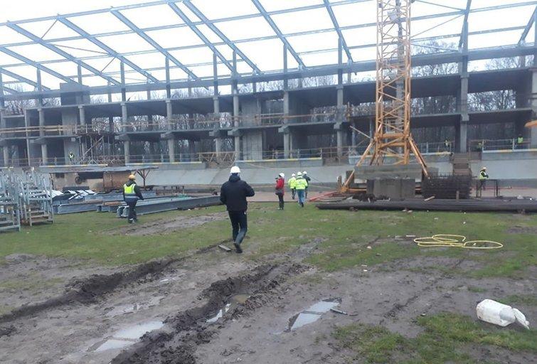 Stadiono statybos