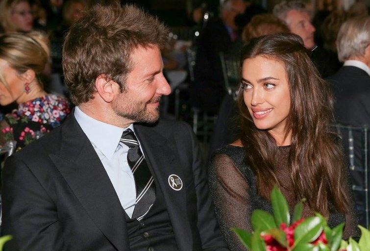Bradley Cooperis ir Irina Shayk (nuotr. Vida Press)