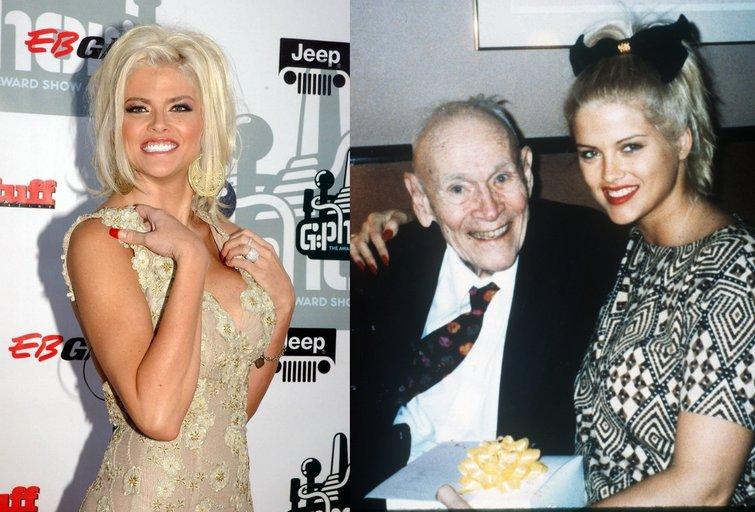 Anna Nicole Smith (nuotr. SCANPIX)