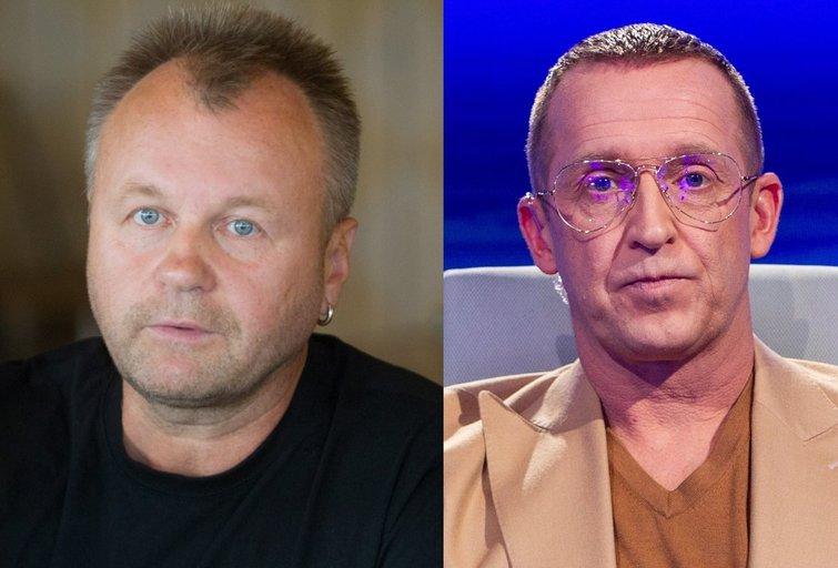 Saulius Urbonavičius-Samas ir Martynas Tyla (tv3.lt fotomontažas)