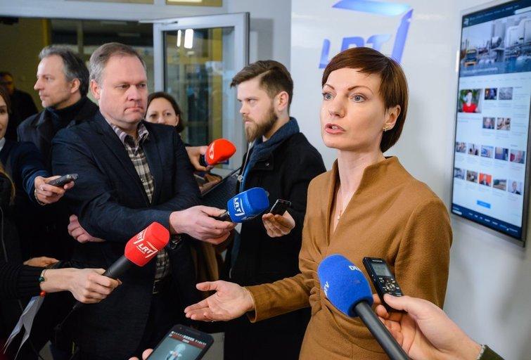 Monika Garbačiauskaitė-Budrienė (nuotr. Eimanto Genio)