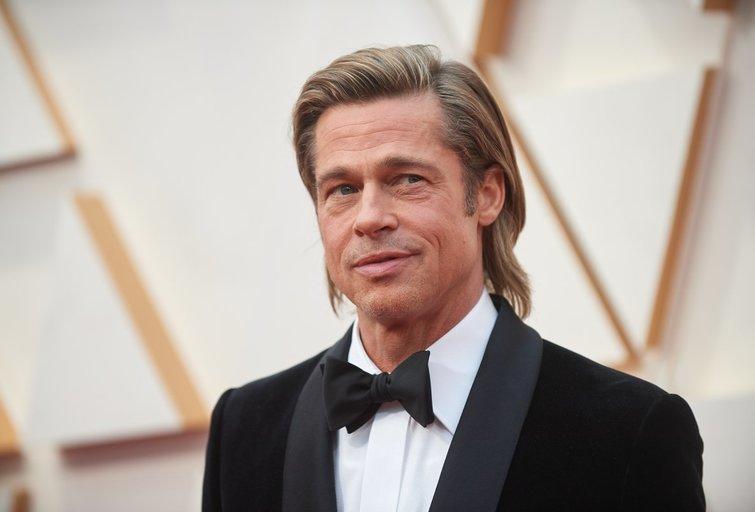 Bradas Pittas (nuotr. SCANPIX)