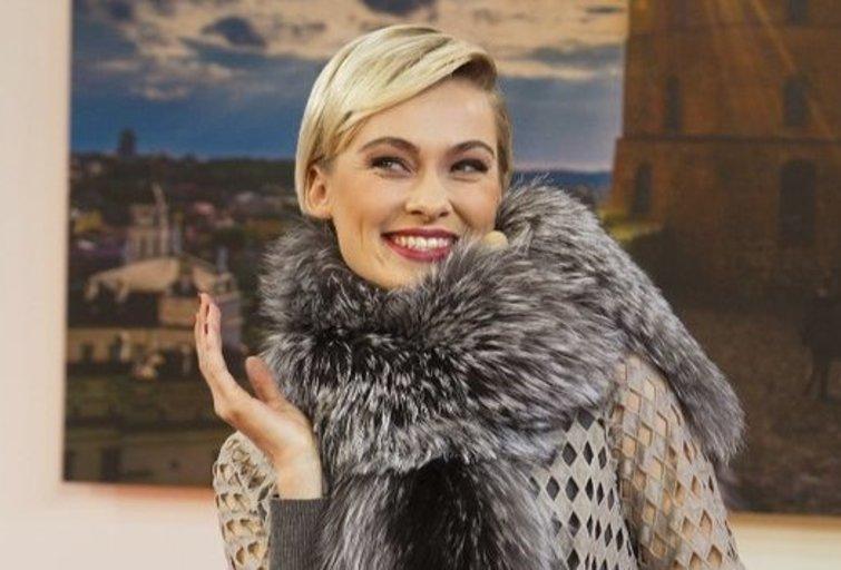 Ieva Stasiulevičiūtė (nuotr. TV3)