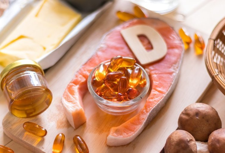 Gydytojai ragina valstybę išnaudoti vitamino D skydą kovoje su pandemija (nuotr. Shutterstock.com)