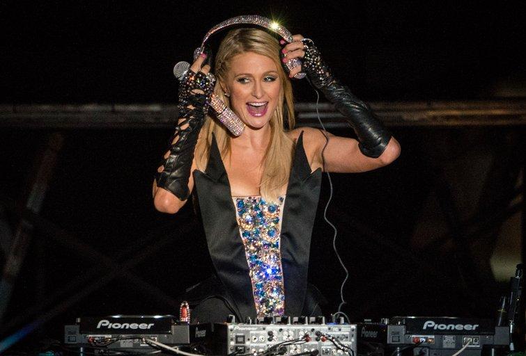 Paris Hilton (nuotr. SCANPIX)