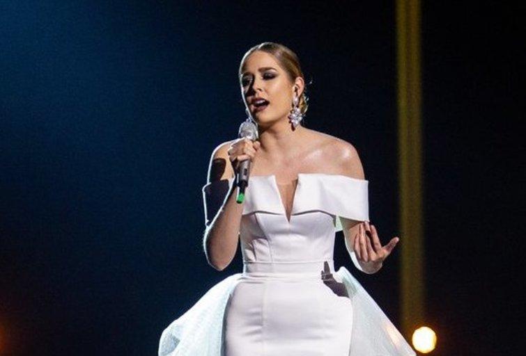 """4-oji """"Eurovizijos"""" nacionalinė atranka (Paulius Peleckis/Fotobankas)"""