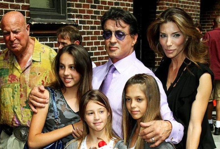 Sylvesterio Stallone's dukros  (nuotr. Vida Press)