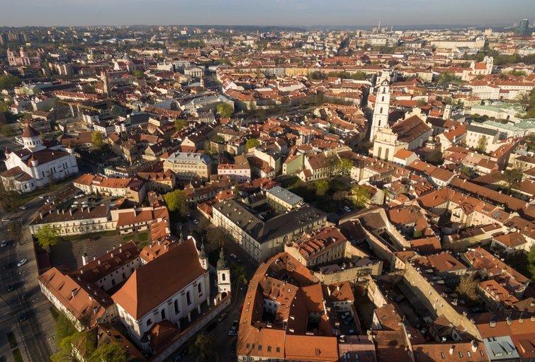 Vilnius (nuotr. Broniaus Jablonsko)