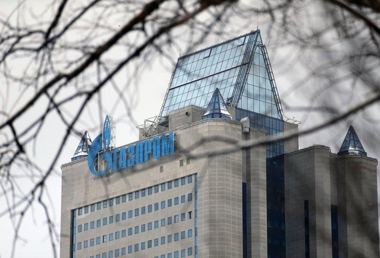 """""""Gazprom"""" (nuotr. SCANPIX)"""