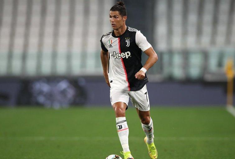 Cristiano Ronaldo. (nuotr. SCANPIX)