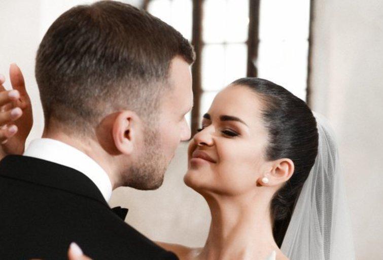 Simonos Lipnės vestuvės (nuotr. asm. archyvo)