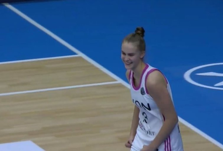 J. Jocytė (nuotr. FIBA Europe)