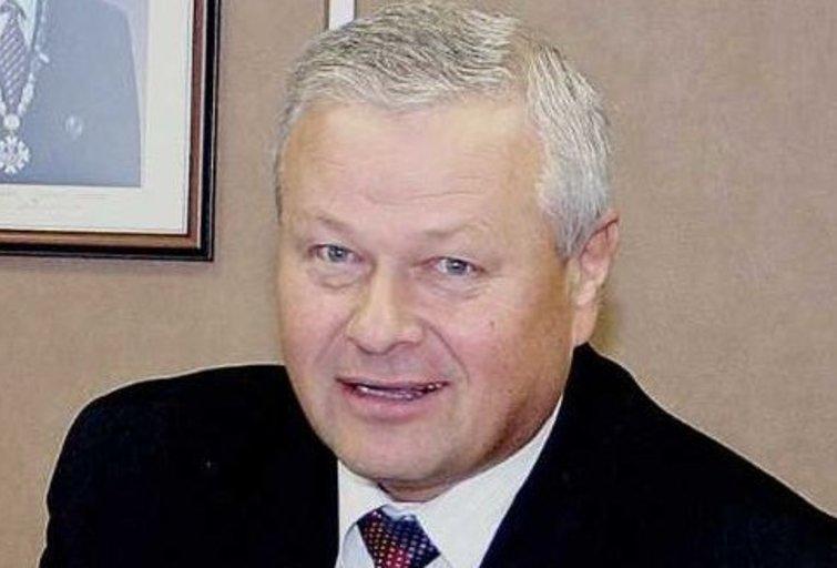 Povilas Žagunis (nuotr. Panevėžio rajono savivaldybės)