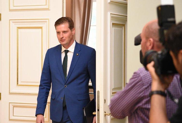 Kęstutis Mažeika (nuotr. Fotodiena/Justino Auškelio)