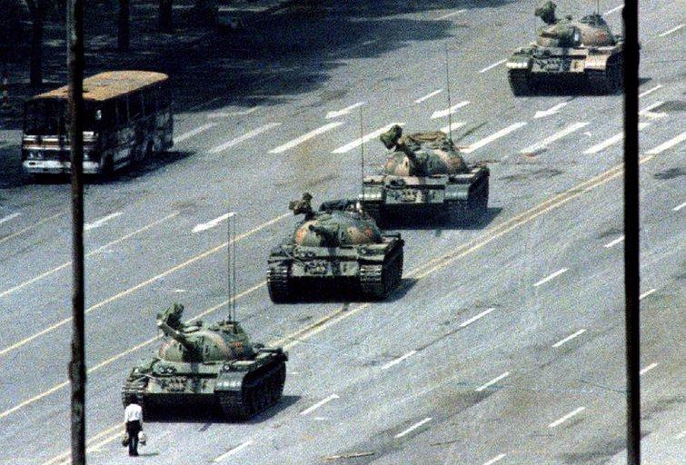 Pasaulis pamiršo Tiananmenio aikštės tragediją (nuotr. SCANPIX)