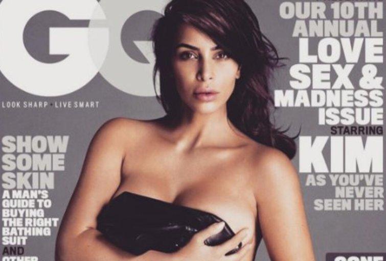 "Kim Kardashian  (nuotr. asmeninio albumo (""Facebook"")"