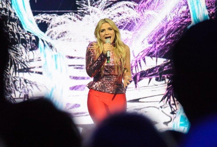 """Nacionalinės """"Eurovizijos"""" atranka (nuotr. Eimanto Genio)"""