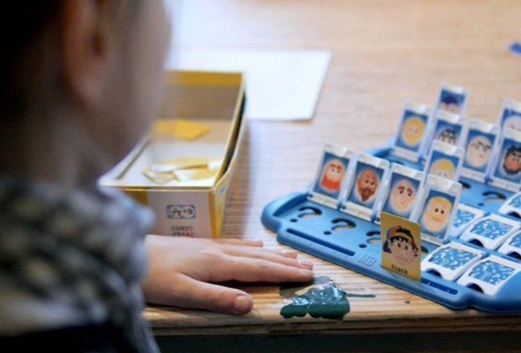 Vaikystė / asociatyvi (nuotr. Organizatorių)