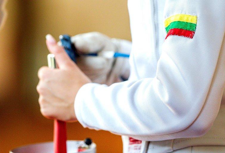 Delegacijoje užfiksuotas koronavirusas. (nuotr. Organizatorių)
