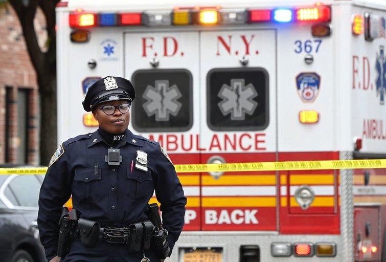 Niujorke per šaudymą klube žuvo mažiausiai 4 žmonės (nuotr. SCANPIX)