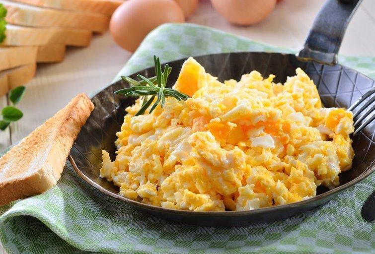 Kiaušinienė  (nuotr. Shutterstock.com)