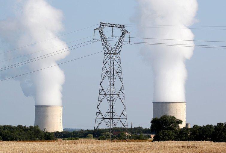 Atominė elektrinė / asociatyvi (nuotr. SCANPIX)
