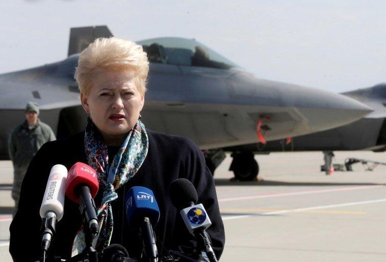 NATO susitikimo išvakarėse pasaulio dėmesio centre – Lietuva ir kitos Baltijos šalys (nuotr. SCANPIX)