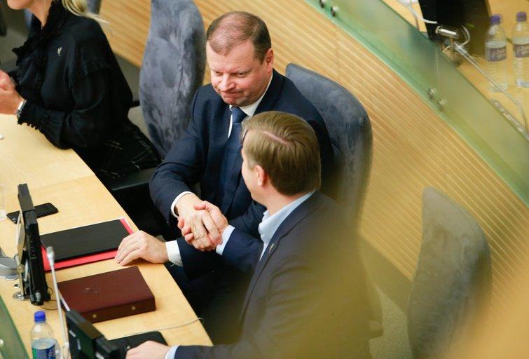 Seimo rytinis plenarinis posėdis  (nuotr. Fotodiena.lt)