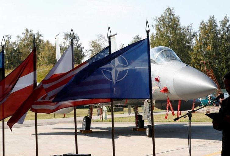 NATO (nuotr. SCANPIX)