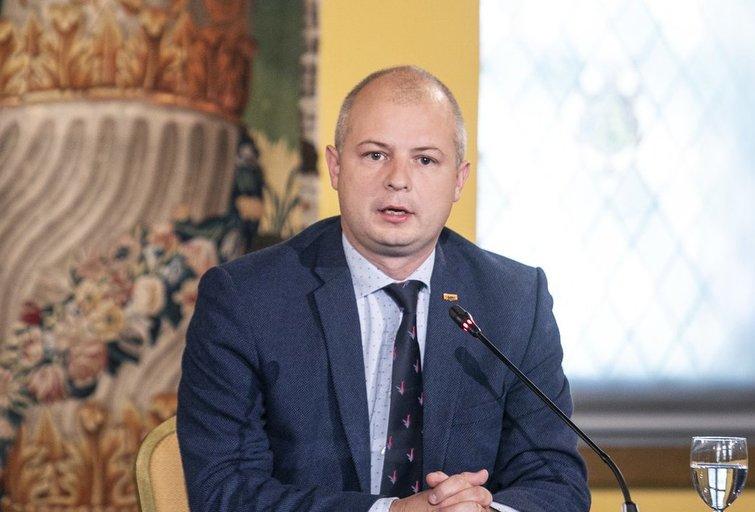 Simonas Gentvilas (Paulius Peleckis/Fotobankas)
